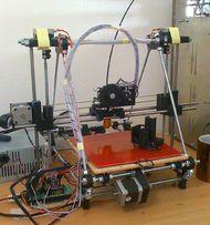 Impresora 3d prusa mendel