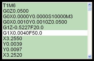 Lenguaje G-code