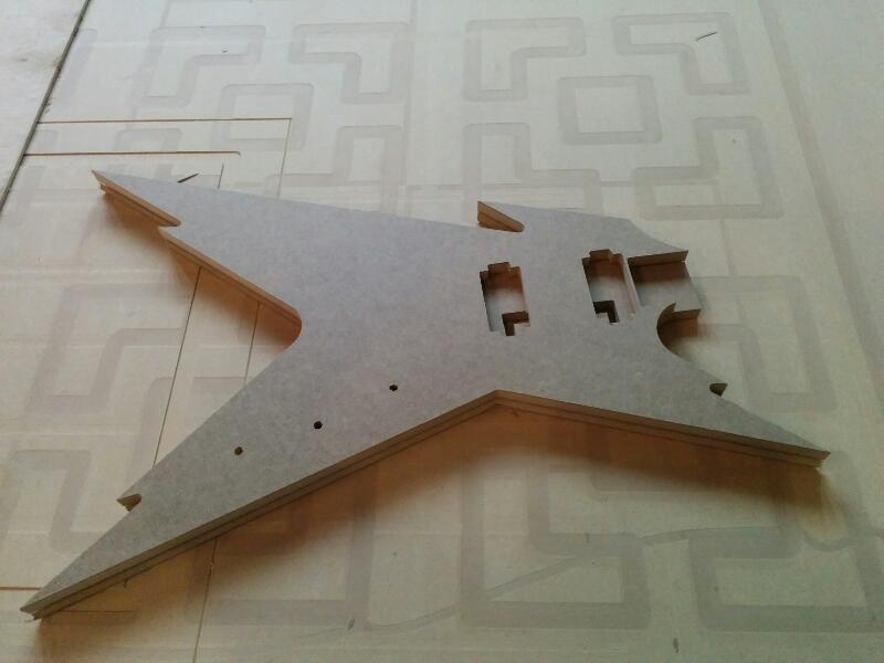 Cnc mecanizado