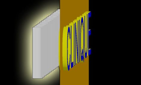Mecanizado letras corporeas retroiluminadas