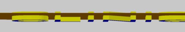 Mecanizado letras metacrilato