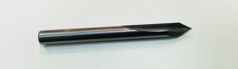 Fresa para CNC escribir de 6mm de diametro