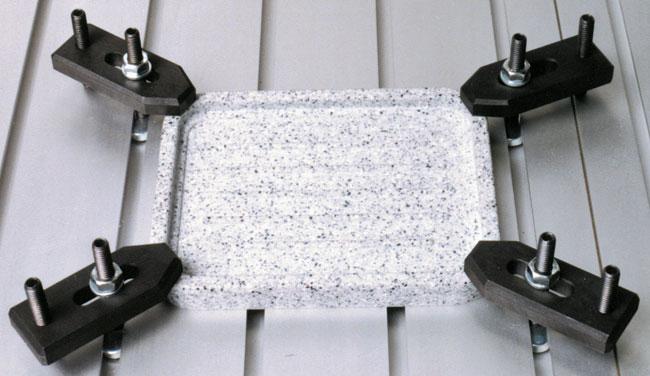 Sujetar piezas en fresadoras CNC 2ª parte