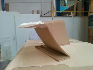 Fabricacion Molde 3d fibra vidrio