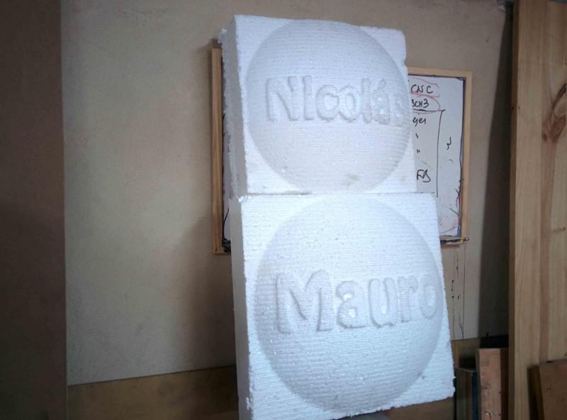 Mecanizado 3d CNC