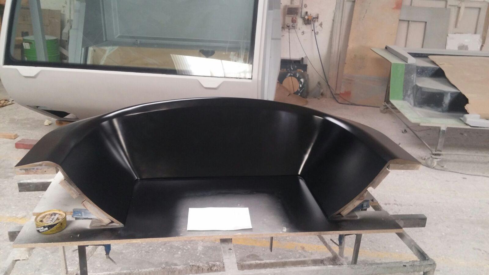 Fabricación Molde para fibra de vidrio