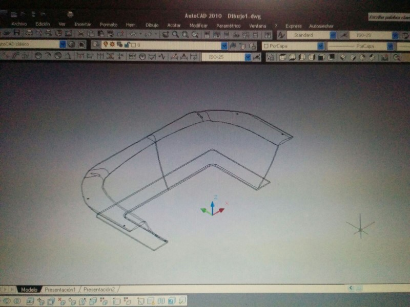 Fabricación molde para fibra vidrio