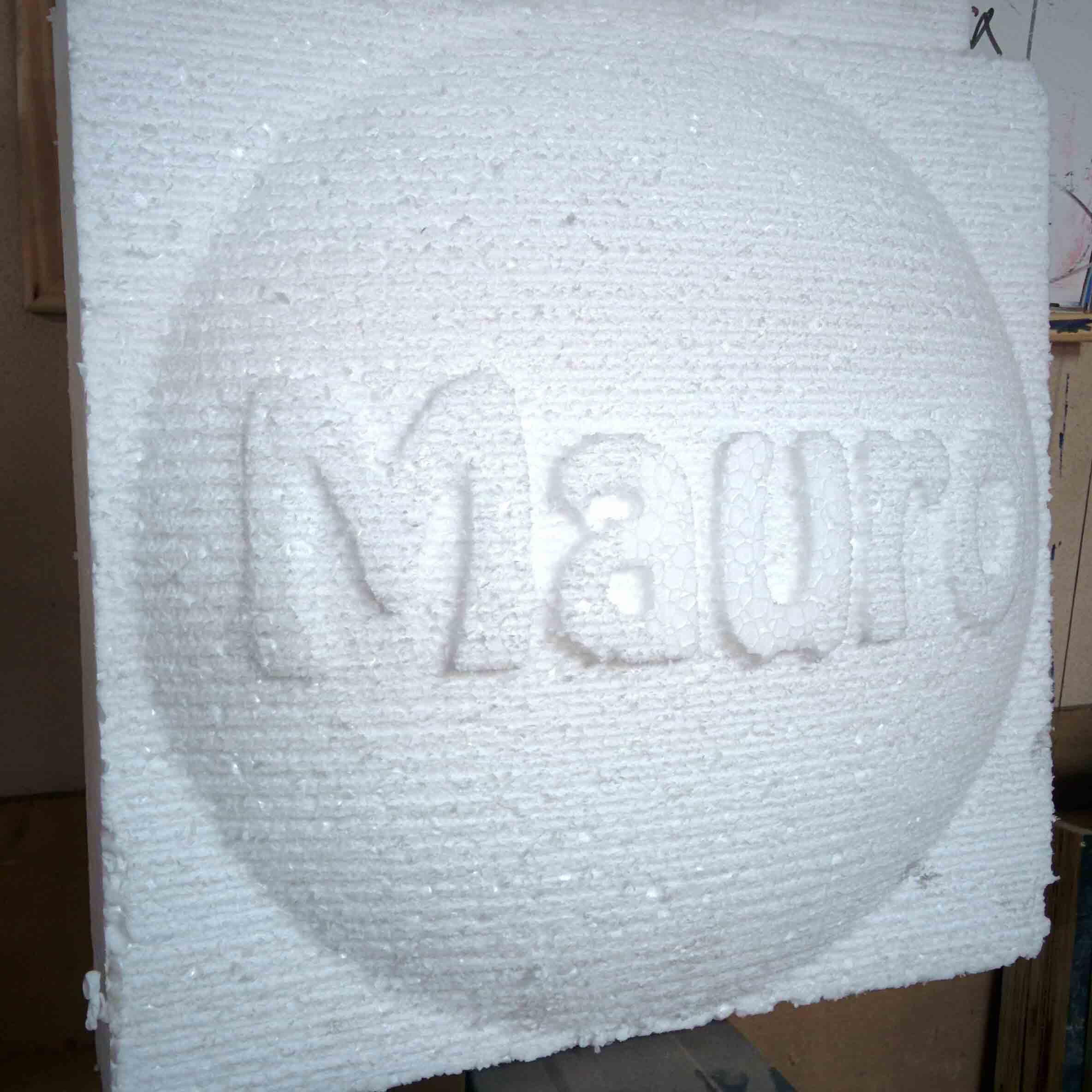 Mecanizado en 3D CNC 3 ejes