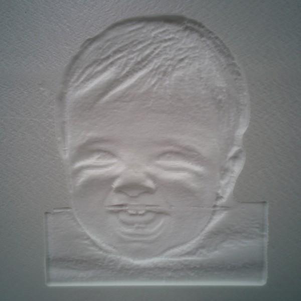 Fotografia en relieve Curso CNC