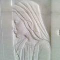 Grabado en mármol con CNC